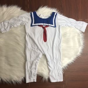 Ghostbusters • Stay Puft Marshmallow Man Costume